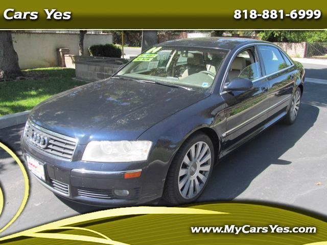 2004 Audi A8 Cars Yes is here to help you get a great deal today No matter your Credit we can help