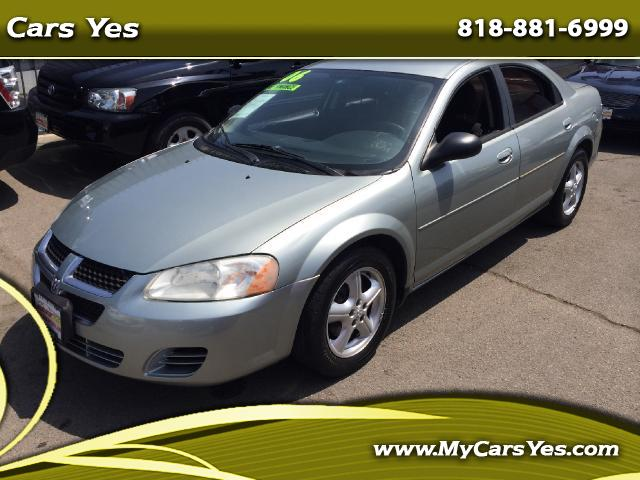 2006 Dodge Stratus Cars Yes is here to help you get a great deal today No matter your Credit we can
