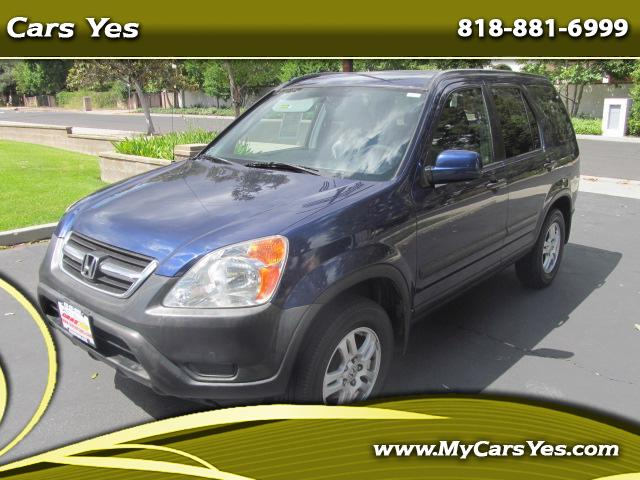 2002 Honda CR-V Cars Yes is here to help you get a great deal today No matter your Credit we can he