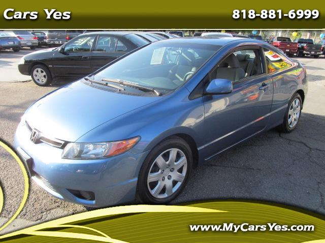 2007 Honda Civic Cars Yes is here to help you get a great deal today No matter your Credit we can h