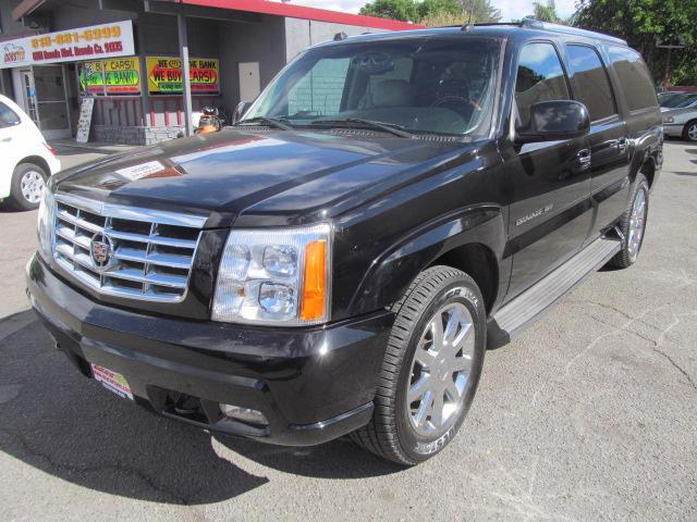 2005 Cadillac Escalade Cars Yes is here to help you get a great deal today No matter your Credit w