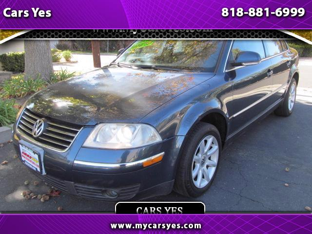 2004 Volkswagen Passat Cars Yes is here to help you get a great deal today No matter your Credit we