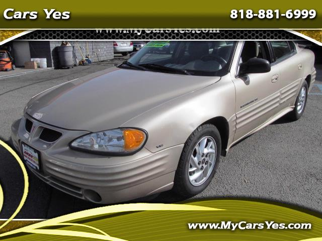 2001 Pontiac Grand Am Cars Yes is here to help you get a great deal today No matter your Credit we