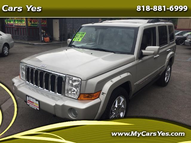 2008 Jeep Commander Join our Family of satisfied customers We are open 7 days a week trade in welco