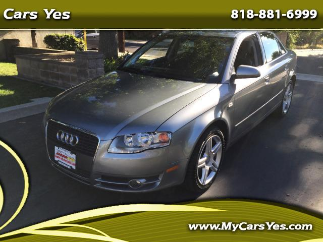 2006 Audi A4 Join our Family of satisfied customers We are open 7 days a week trade in welcome Rate