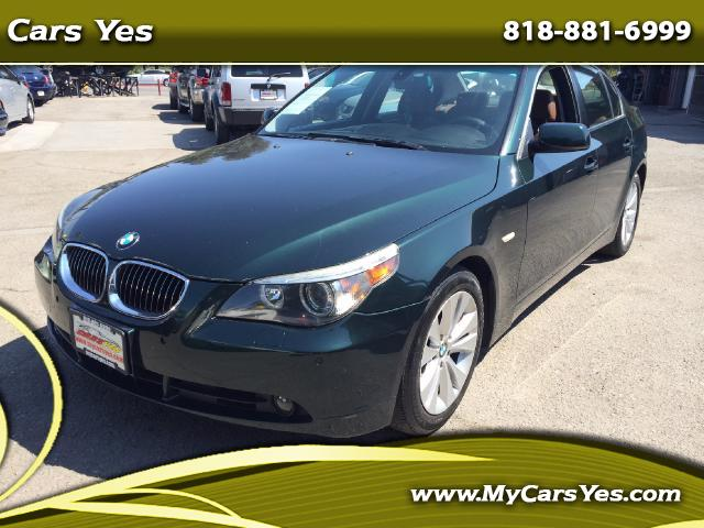 2005 BMW 5-Series Join our Family of satisfied customers We are open 7 days a week trade in welcome