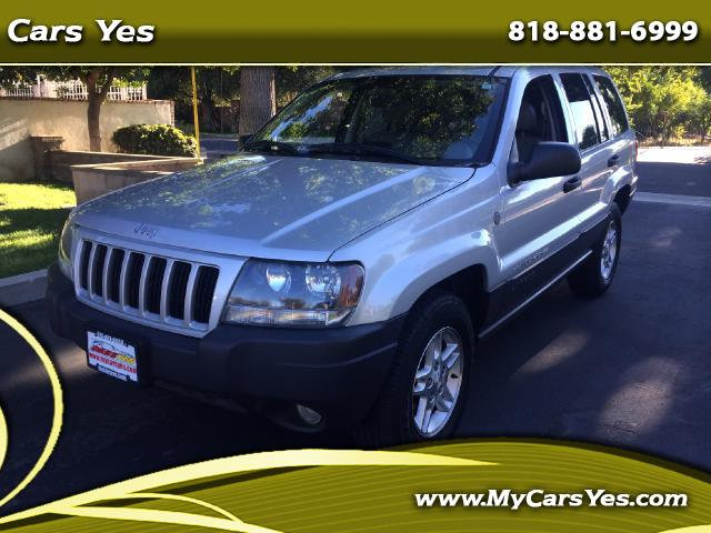 2004 Jeep Grand Cherokee WOW CHECK THIS ONE OUT LOW MILES LEATHER EXTRA CLEAN 4 WHEEL DRIVE 4 X 4 NE