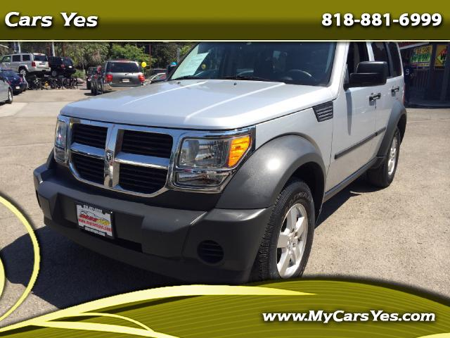 2007 Dodge Nitro LOW PRICE WE FINANCE AUTO CHECK THIS ONE OUT Join our Family of satisfied customers