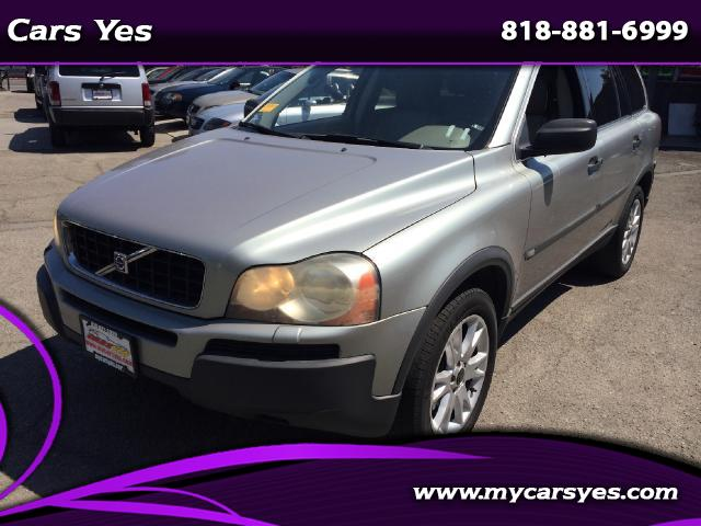 2005 Volvo XC90 PRICE RIGHT TO SALE AUTO ALL WHEEL DRIVE TURBO GREAT FOR THE FAMILY Join our Family