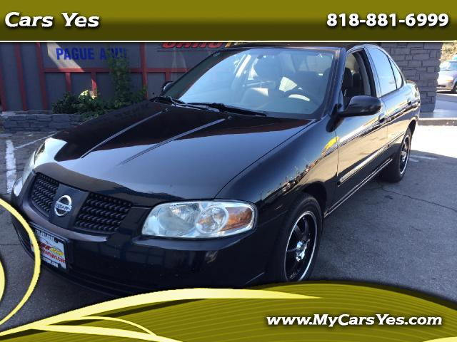 2006 Nissan Sentra Join our Family of satisfied customers We are open 7 days a week trade in welcom