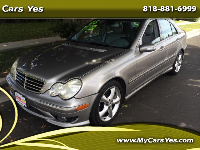 2005 Mercedes C-Class Join our Family of satisfied customers We are open 7 days a week trade in wel