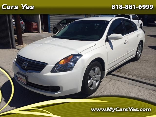 2008 Nissan Altima Join our Family of satisfied customers We are open 7 days a week trade in welcom