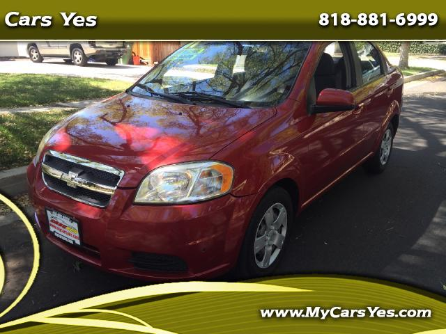 2011 Chevrolet Aveo WOW CHECK THIS ONE OUT LOW MILES AUTO GAS SAVER EXTRA CLEAN AND EXTRA LOW PRICE