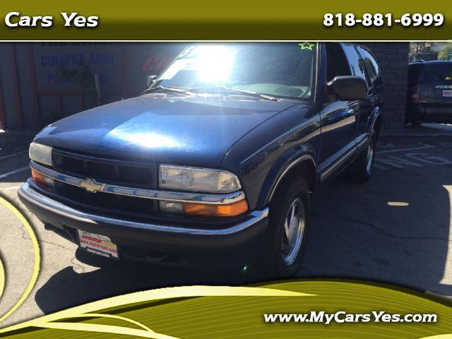 2000 Chevrolet Blazer WOW LOW MILES LEATHER AND 4 WHEEL DRIVE AND MORE EXTRA CLEAN AND PRICE RIGHT T