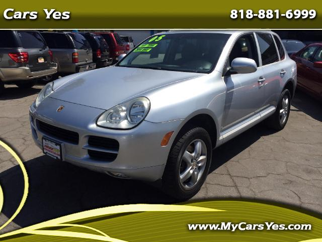 2005 Porsche Cayenne Join our Family of satisfied customers We are open 7 days a week trade in welc