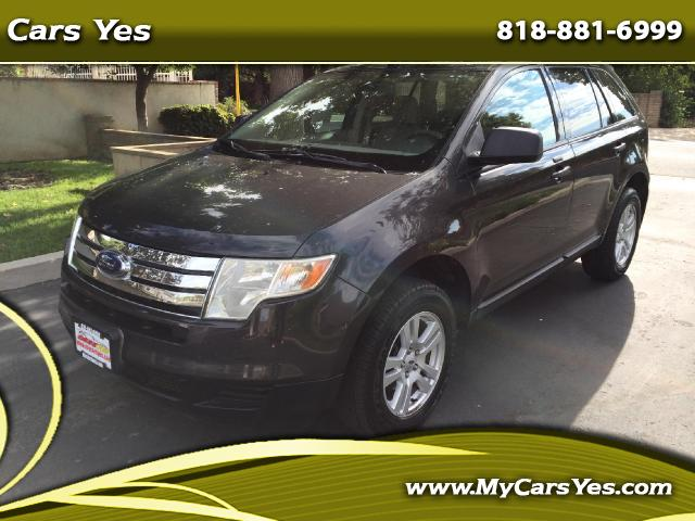 2007 Ford Edge Join our Family of satisfied customers We are open 7 days a week trade in welcome Ra