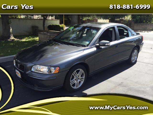 2008 Volvo S60 Cars Yes is here to help you get a great deal today No matter your Credit we can hel