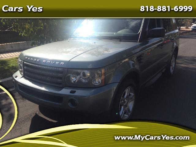 2006 Land Rover Range Rover Sport Join our Family of satisfied customers We are open 7 days a week