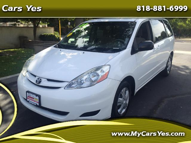 2008 Toyota Sienna WOW CHECK THIS ONE OUT PRICE RIGHT TO SALE GREAT FOR THE FAMILY EXTRA CLEAN