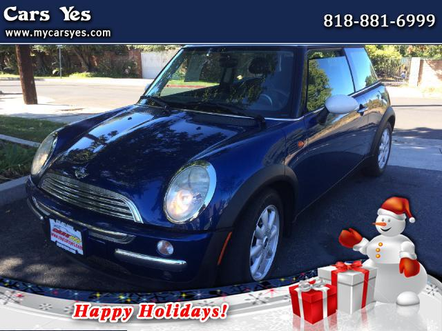 2004 MINI Cooper WOW LEATHER TWO TONE PAINT EXTRA CLEAN LIKE NEW AUTO Join our Family of satisfied c
