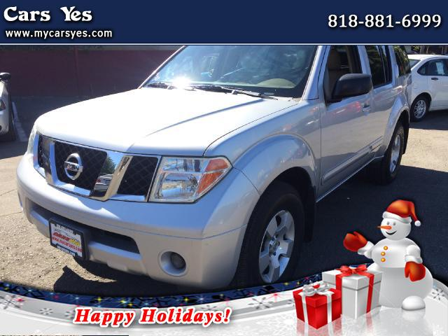 2006 Nissan Pathfinder Join our Family of satisfied customers We are open 7 days a week trade in we
