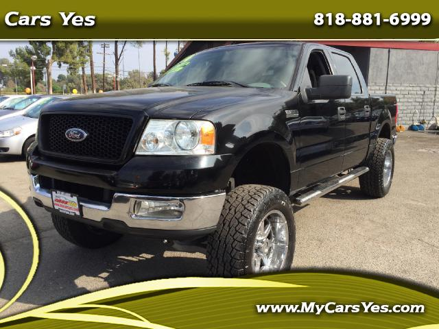 2004 Ford F-150 WOW CHECK THIS ONE OUT CUSTOM LIFT BRAND NEW TIRES RUNS LIKE A CHAMP WE FINANCE Join