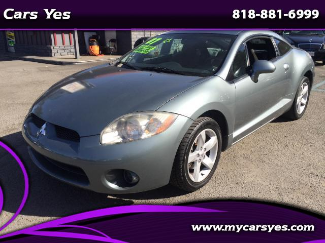 2007 Mitsubishi Eclipse Join our Family of satisfied customers We are open 7 days a week trade in