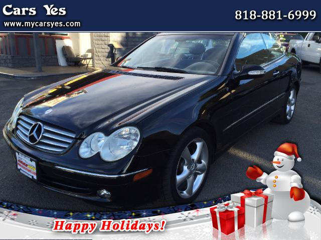 2005 Mercedes CLK-Class Join our Family of satisfied customers We are open 7 days a week trade in w