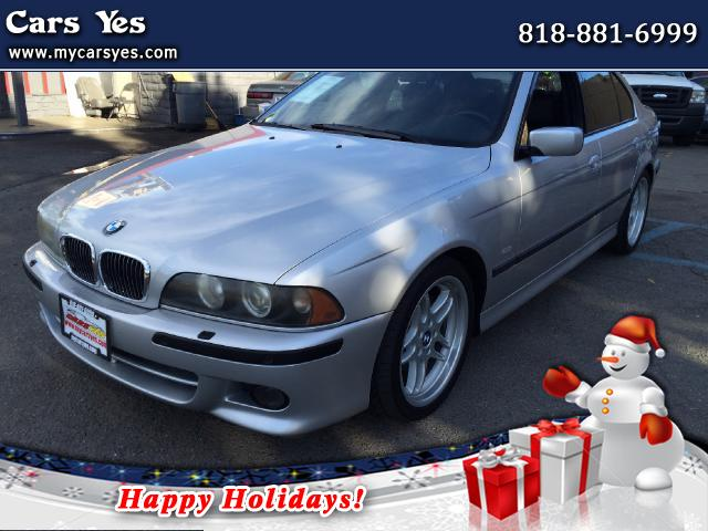 2003 BMW 5-Series Join our Family of satisfied customers We are open 7 days a week trade in welcome