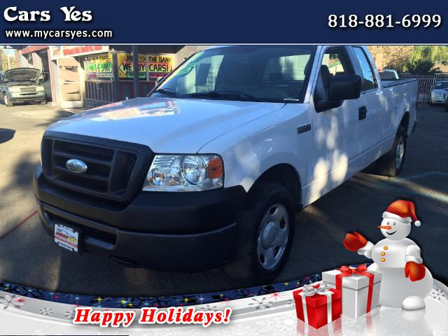 2007 Ford F-150 Join our Family of satisfied customers We are open 7 days a week trade in welcome R