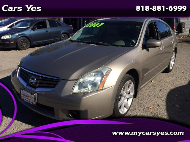 2007 Nissan Maxima Join our Family of satisfied customers We are open 7 days a week trade in welco