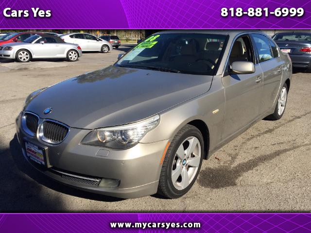 2008 BMW 5-Series Join our Family of satisfied customers We are open 7 days a week trade in welcome