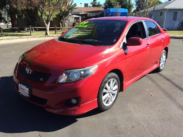 2009 Toyota Corolla WOW CHECK THIS ONE OUT EXTRA CLEAN LIKE NEW GAS SAVER AUTO AC SPOILER GREAT CAR