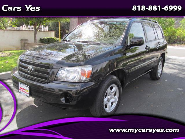 2006 Toyota Highlander Cars Yes is here to help you get a great deal today No matter your Credit w