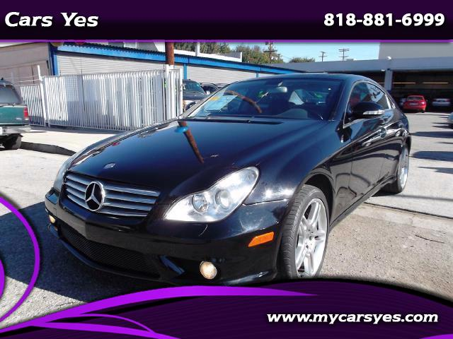 2006 Mercedes CLS-Class Cars Yes is here to help you get a great deal today No matter your Credit