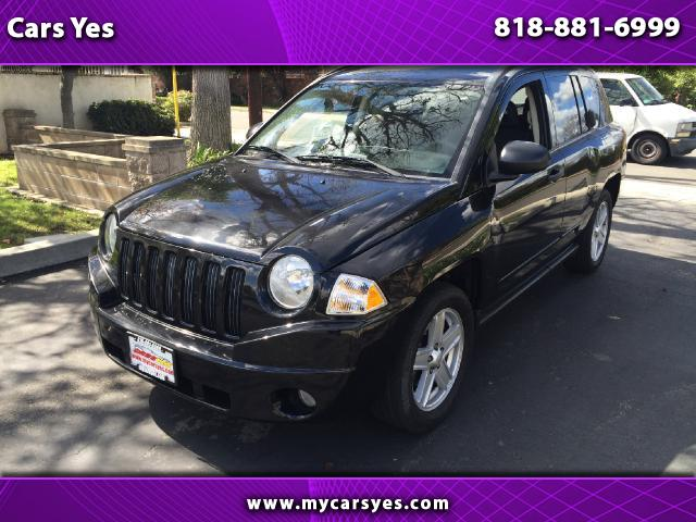 2008 Jeep Compass Join our Family of satisfied customers We are open 7 days a week trade in welcome