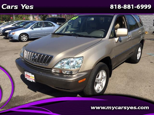 2003 Lexus RX 300 Join our Family of satisfied customers We are open 7 days a week trade in welcom