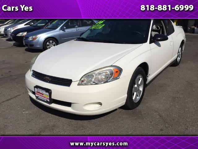 2006 Chevrolet Monte Carlo Join our Family of satisfied customers We are open 7 days a week trade i