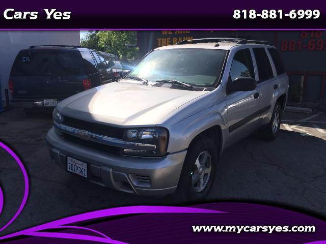 2005 Chevrolet TrailBlazer Join our Family of satisfied customers We are open 7 days a week trade