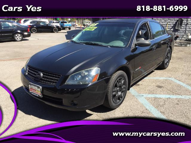 2005 Nissan Altima Join our Family of satisfied customers We are open 7 days a week trade in welco