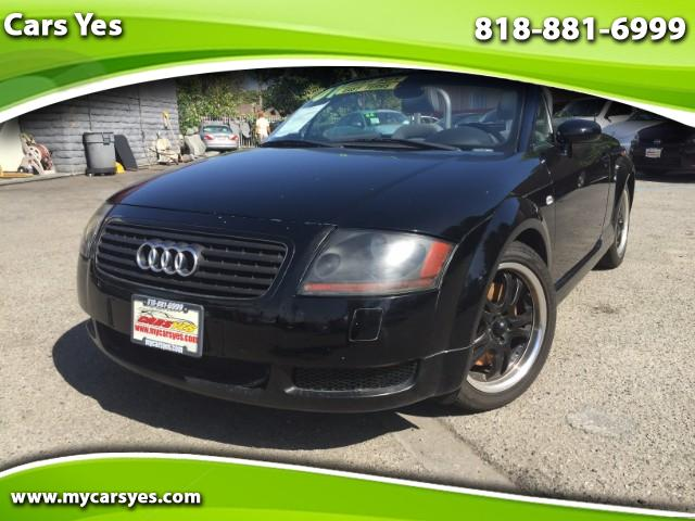 2001 Audi TT Cars Yes is here to help you get a great deal today No matter your Credit we can help