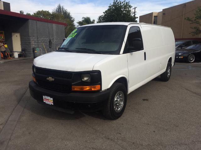 2010 Chevrolet Express Join our Family of satisfied customers We are open 7 days a week trade in w