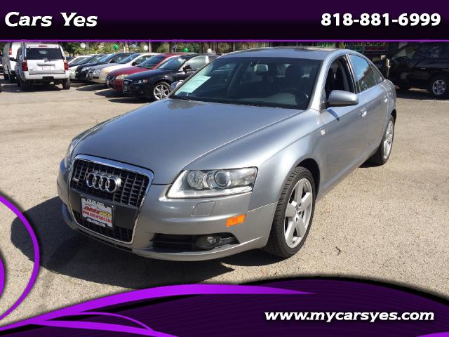 2008 Audi A6 Join our Family of satisfied customers We are open 7 days a week trade in welcome Rat