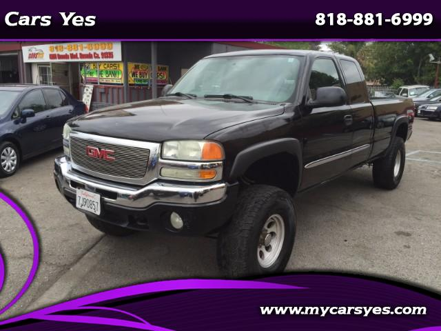 2004 GMC Sierra 1500 Join our Family of satisfied customers We are open 7 days a week trade in wel