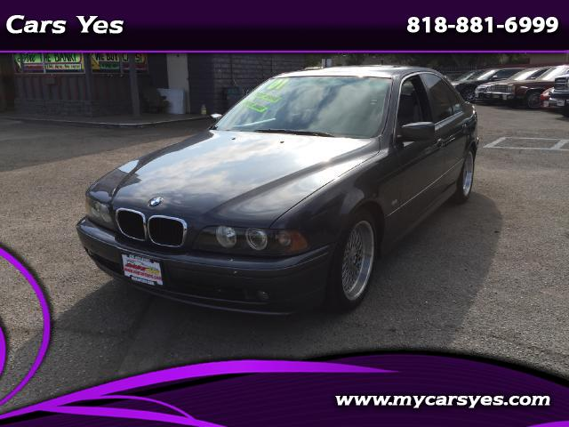 2001 BMW 5-Series Join our Family of satisfied customers We are open 7 days a week trade in welcom