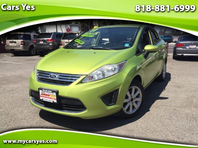 2011 Ford Fiesta GREAT DRIVER CAR GAS SAVER 37 MPG HIGHWAY  WE FINANCE Join our Family of satisfie