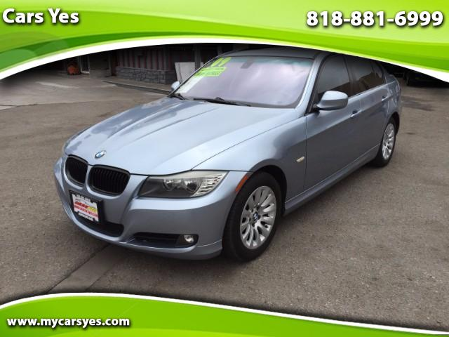 2009 BMW 3-Series WOW CHECK THIS ONE OUT 6 SPEED  BLACK INTERIOR LIKE NEW WE FINANCE Join our Fami