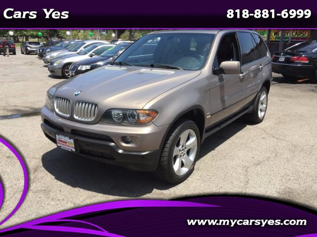 2004 BMW X5 WOW PRICE RIGHT TO SALE WE FINANCE EXTRA CLEAN NICE COLOR AUTO Join our Family of satis
