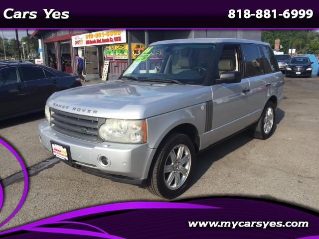2006 Land Rover Range Rover Join our Family of satisfied customers We are open 7 days a week trade