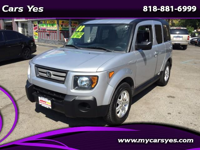 2008 Honda Element Join our Family of satisfied customers We are open 7 days a week trade in welco